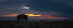 THE MAGIC OF THE LIGHT . (TOYOGRACOR) Tags: españa spain panoramica explore pueblos panorama fotografico flickr flickrdiamond panoramafotografico paisaje serenidad atardecer cielo puestadesol sky resplandor canon ocaso luces luz nube cloud red rojo color horizonte sun sol reflejos anochecer silueta azul