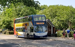 19106 on the 11's (DGPhotography1999) Tags: 19106 doubledeckerbus stagecoach stagecoachdevon stagecoachsouthwest stagecoachmanchester mx07hmf adltrident