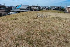 丸山古墳 (m-louis) Tags: 6713mm j5 nikon1 japan kaizuka osaka stone tomb townscape 丸山古墳 古墳 大阪 日本 貝塚
