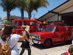 Engine 51 and Rescue Squad 51 (Formerly known as Bigbend700) Tags: emergency 51inquarters tv show wardlafrance restoration classic vintage actor robertacinader memorial firestation firetruck engine51 squad51 carson california socal event dedication restored pumper 127 firestation127 1973 randolpmantooth johnnygage kevintighe bobcinader mikestoker losangelescountyfiredepartment lacountyfd kylemorgan darylosby chief paulschneider scottcwilliams station51 fun 1965 crownpumper crown museum lacountyfiremuseum losangelescountyfiremuseum bellflower engine squad fire rescue red olympus camera july 2011 dodge studio universal summer e620 roydesoto