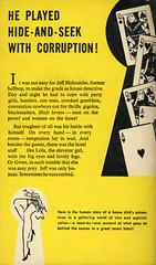 Beacon Books B110 - Jay de Bekker - Keyhole Peeper (back) (swallace99) Tags: beacon vintage 50s sleaze paperback