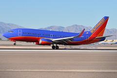 Southwest Airlines (SWA) - Boeing 737-300 - N390SW - McCarran International Airport (LAS) - Las Vegas - September 23, 2013 2 492 RT CRP (TVL1970) Tags: las airplane geotagged nikon lasvegas aircraft aviation klas airliners mccarran gp1 mccarranairport d90 mccarraninternational mccarraninternationalairport nikond90 nikkor70300mmvr 70300mmvr nikongp1 n390sw southwest boeing 737 southwestairlines winglets b737 swa boeing737 tiresmoke 737300 boeing737300 7373h4 boeing7373h4 cfm56 b733 cfmi cfminternational aviationpartners cfm563b1 7373h4wl 737300wl boeing737300wl