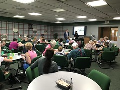 Photo representing Gift Planning/MSUFCU at Grandparent's University, June 2019