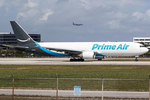N1439A / Amazon Prime Air / Boeing 767-33A(ER)(BDSF) - a