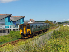 150239 Longrock (Marky7890) Tags: gwr 150239 class150 sprinter 2c46 longrock railway cornwall penzance cornishmainline train
