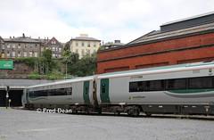 Irish Rail ICR Set 8 in Cork. (Fred Dean Jnr) Tags: iarnrodeireann irishrail intercityrailcar 22008 kentstationcork june2019 icr rotem hyundai cork