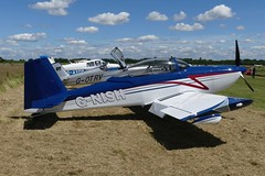 Van's RV-8 G-NISH (Gavin Livsey) Tags: turwestonairfield gnish rv8