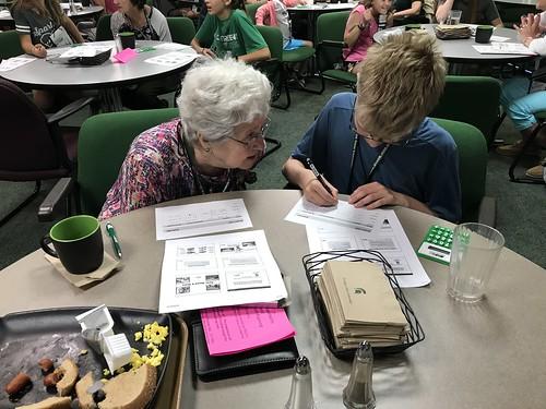 Gift Planning/MSUFCU at Grandparent's University, June 2019