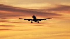 Airbus A330 Hainan Airlines (airlink.prague) Tags: sunrise airbus a330 a333 hainan airlines landing prague airport pragueairport prg lkpr czech praha airplane plane aircraft b5971