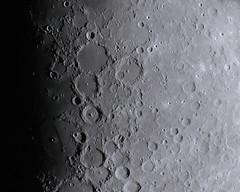 Lunar Peninsula (markkilner) Tags: canon eos 80d dslr broadstairs kent england kilner telescope astronomy astrophotography orion xt10 dobsonian newtonian reflector televue 25xpowermate 3000mm registax skytelescope skyatnight autostakkert moon lunar craters ptolemaeus alphonsus arzachel
