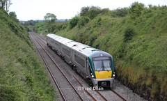 Irish Rail ICR Set 40 at Rathpeacon. (Fred Dean Jnr) Tags: iarnrodeireann irishrail intercityrailcar icr 22040 rathpeacon cork june2019 rotem railcar