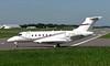 Embraer Legacy 500 G-TULI at Cambridge Airport