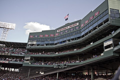 Fenway (brucetopher) Tags: redsox baseball mlb majorleague fenway park fenwaypark boston toronto historic stadium grandstand seating seats chair number numbered emptyseats blue red redwhiteandblue redwhiteblue american field ballpark player play passtime pasttime game contest sox playball ball ballplayer baseballplayer ballfield baseballdiamond baseballfield diamond bigdiamond americasfavoritepastime sports fens fen greenmonster greenmonstah monstahdirtywater sweetcaroline green summer antique old nigel
