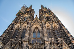 The Great Gothic Cathedral (Jill Clardy) Tags: cruise river germany cologne viking rhine northrhinewestphalia church architecture catholic cathedral gothic medieval unesco 201906029l8a5610