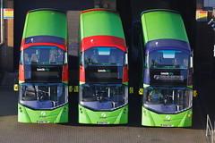 First Bus Depot (Yorkshire Pics) Tags: 2706 27062019 27thjune 27thjune2019 bus buses doubledecker doubledeckerbus mystical magical sunrise
