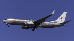 N905NN_JFK_Landing_31R_Astro_Jet (MAB757200) Tags: americanairlines b737823 n905nn 1962 astrojet aircraft airplane airlines airport jetliner landing boeing jfk kjfk runway31r logojet