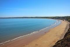 Filey bay. (Darren Speak) Tags: sand beach sunshine summer yorkshire coast fileybay