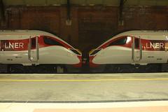 801111-800105-DT-26042019-1 (RailwayScene) Tags: class801 801111 class800 800105 lner azuma darlington hitachi