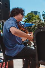 Summer Music Vancouver - 2018 (VIVA_Vancouver) Tags: summermusicvancouver musicinthemorning vivavancouver 800robson cityofvancouver vancouverartgallery classicalmusic 3pieceband vancouverbc downtownvancouver publicspace publicpiano tacticalurbanism drewjurecka quiringchambermusiccamp violin
