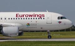 D-AEWK (Ken Meegan) Tags: daewk airbusa320214sl 7261 eurowings dublin 2762019 kvarnerdiversityisbeautiful logojet airbusa320 airbus a320214sl a320