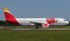 EC-MUF (Ken Meegan) Tags: ecmuf airbusa320214 3278 iberiaexpress dublin 2762019 madridteabraza logojet airbusa320 airbus a320214 a320