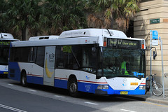 MO-1266, Young Street, Sydney, September 20th 2016 (Southsea_Matt) Tags: mo1266 1266 mercedesbenz customcoaches citaro youngstreet sydney newsouthwales australia sydneybuses passengertravel publictransport bus omnibus vehicle canon 80d sigma 1850mm september 2016 spring