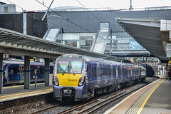 334033, Edinburgh Haymarket (JH Stokes) Tags: class334 334033 emu electricmultipleunits edinburghhaymarket scotland scotrail trains trainspotting tracks transport railways photography publictransport