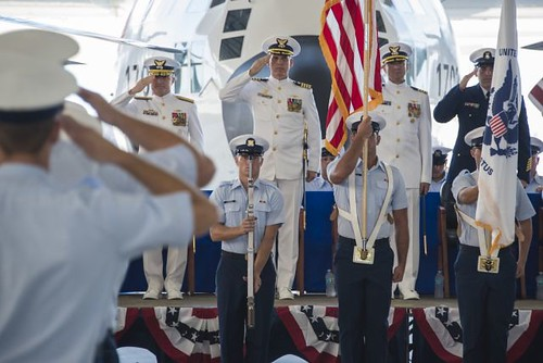 Air Station Clearwater welcomes new commander