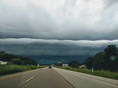 Storm moving into La Crosse, Wisconsin (army.arch) Tags: lacrosse wisconsin wi storm clouds