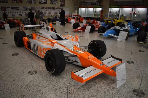 William Rast Racing Machine [2011 Indianapolis 500]