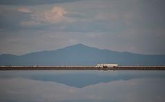 Trucking I-80 (ap0013) Tags: truck trucking highway interstate bonneville saltflats utah ut 80 i80 interstate80