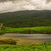 Ardvrek Castle At Loch Assynt