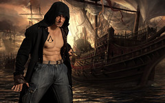 Assassin Creed Concept (PhotoExpozure) Tags: ron smoorenberg thailand actor model assassin creed manipulation edited background desktop wallpaper hunky handsome man male