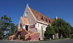 Nhà thờ Domaine De Marie - kiến trúc độc đáo của thành phố sương mù Đà Lạt (quynhchi19102016) Tags: ve may bay gia re di da lat