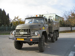 """ZIL 131 Oxygen Truck 1 • <a style=""""font-size:0.8em;"""" href=""""http://www.flickr.com/photos/81723459@N04/48141380936/"""" target=""""_blank"""">View on Flickr</a>"""