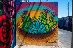 Mural by Jesse Perry, Downtown Phoenix (explore) (Daren Grilley) Tags: explore artist art arizona phoenix phx downtown mural murals muralsofphoenix