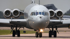 VC-10 (Bernie Condon) Tags: vickers vc10 airliner tanker cargo transport military raf royalairforce jet aircraft plane aviation flying brize brizenorton