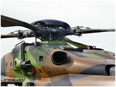 NH90 TTH Caïman EBA 1390 (Aerofossile2012) Tags: hélicoptère helicopter helo voiluretournante meeting airshow aviation meaux esbly 2018 nh90 tth caïman eba 1390