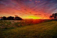 Wonderful Wednesday Daybreak (kendoman26) Tags: sky clouds daybreak sonyalpha sonya7mk2 sonya7ii samyangaf24mmf28fe morrisillinois hdr nikhdrefexpro2 sonyphotographing