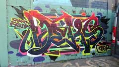 Deks / Bruxelles - 27 jun 2019 (Ferdinand 'Ferre' Feys) Tags: bxl brussels bruxelles brussel belgium belgique belgië streetart artdelarue graffitiart graffiti graff urbanart urbanarte arteurbano ferdinandfeys