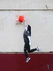 Antoine Caramalli / Bruxelles - 27 jun 2019 (Ferdinand 'Ferre' Feys) Tags: bxl brussels bruxelles brussel belgium belgique belgië streetart artdelarue graffitiart graffiti graff urbanart urbanarte arteurbano ferdinandfeys pasteup wheatpaste