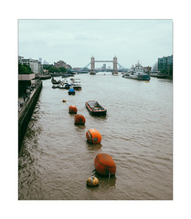 Watery Games (Thomas Listl) Tags: thomaslistl color london uk england greatbritain river water ship boat waterscape bridge towerbridge thames 35mm cityscape urban ngc