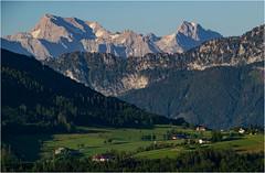 Gr.Priel 2515 m - Schermberg 2396 m (robert.pechmann) Tags: grpriel schermberg oberschlierbach totesgebirge kremsmauer oberösterreich austria gebirge voralpen kremstal panorama