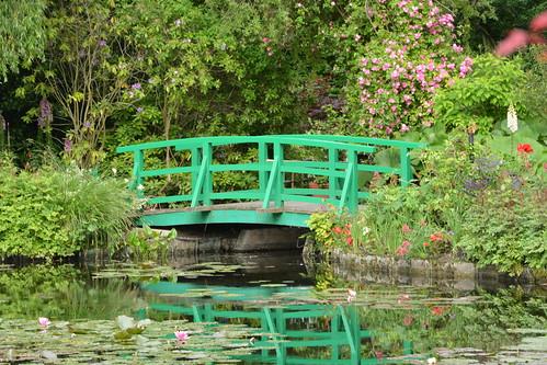 Le jardin de Claude Monet à Giverny_0974