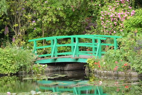 Le jardin de Claude Monet à Giverny_0978