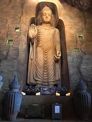 Buddha (ChalidaTour) Tags: thailand thai asia asian sri lanka buddha god statue sculpture copy golden mountain temple sight tourist tour guide happyplanet asiafavorites
