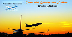 Travel with Canada's best Airlines – Porter Airlines (airlinesreservations0222) Tags: porterairlines porterairlinesflights porterairlinesreservations