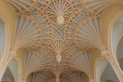 Unitarian Church Charleston interior, ceiling (MJRGoblin) Tags: southcarolina charleston church 2019 charlestoncounty