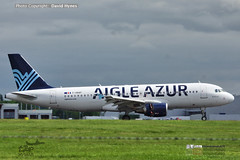 Aigle Azur Airbus A320 F-HBAP London Stansted Airport 31 May 2019 (bananamanuk79) Tags: planewatch pictures aviation airplane airport london flying flight runway air travel transport pilot avgeek airways takeoff departure flyer vehicle outdoor airliner jet jetliner flyers travelling jumbo logo livery painted airplanes aicraft photos airline airliners airlines stansted worldwide spotter