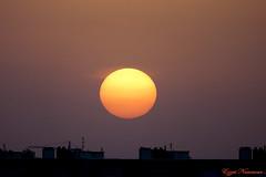 Soleil d'été 21h40 hier soir (Ezzo33) Tags: ciel paysage sony rx10m3 nammour ezzat ezzo33 france aquitaine 33 bordeaux ville soleil sun chaleur